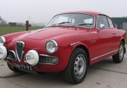 Giulietta Sprint 1600 Rally foto