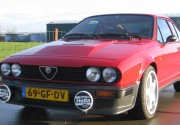 GTV6 3.0 rally / trackday sold foto